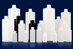 Bottles Jars and Tubes sells HDPE Cylinder rounds