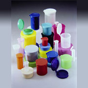 Bottles, Jars and Tubes sells Lacons® Hinged Lid Containers (Polycons).